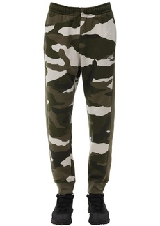 Nike Nsw Camo Club Cotton Sweatpants
