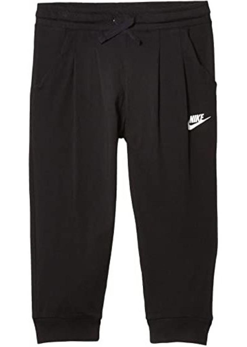 Nike NSW Capris Jersey (Little Kids/Big Kids)