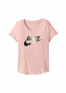 Nike NSW Dance Scoop Tee (Little Kids/Big Kids)