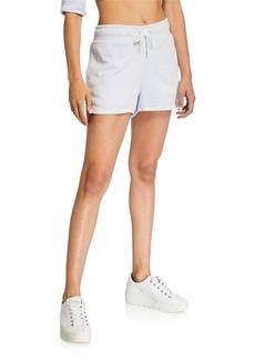 Nike NSW Drawstring Cotton Shorts  Blue