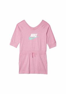 Nike NSW Dress Jersey (Little Kids/Big Kids)