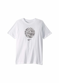 Nike NSW Elite Pod Fill T-Shirt (Little Kids/Big Kids)