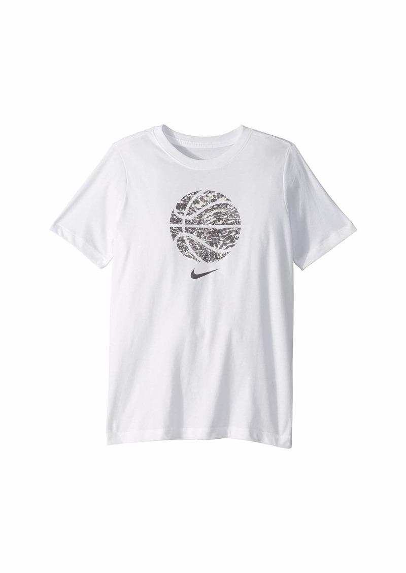 Nike NSW Elite Pod Fill T-Shirt (Little Kids/Big Kids)