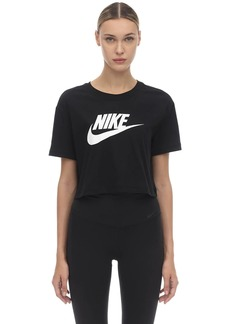 Nike Nsw Essential Cotton Cropped T-shirt