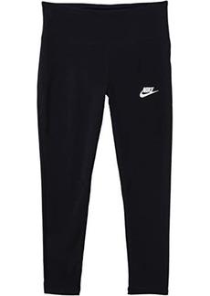 Nike NSW Favorites Graphic High-Waist Leggings (Big Kids)