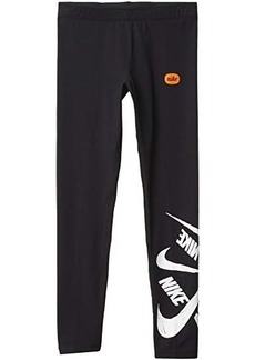 Nike NSW Favorites Leggings Marker (Little Kids/Big Kids)