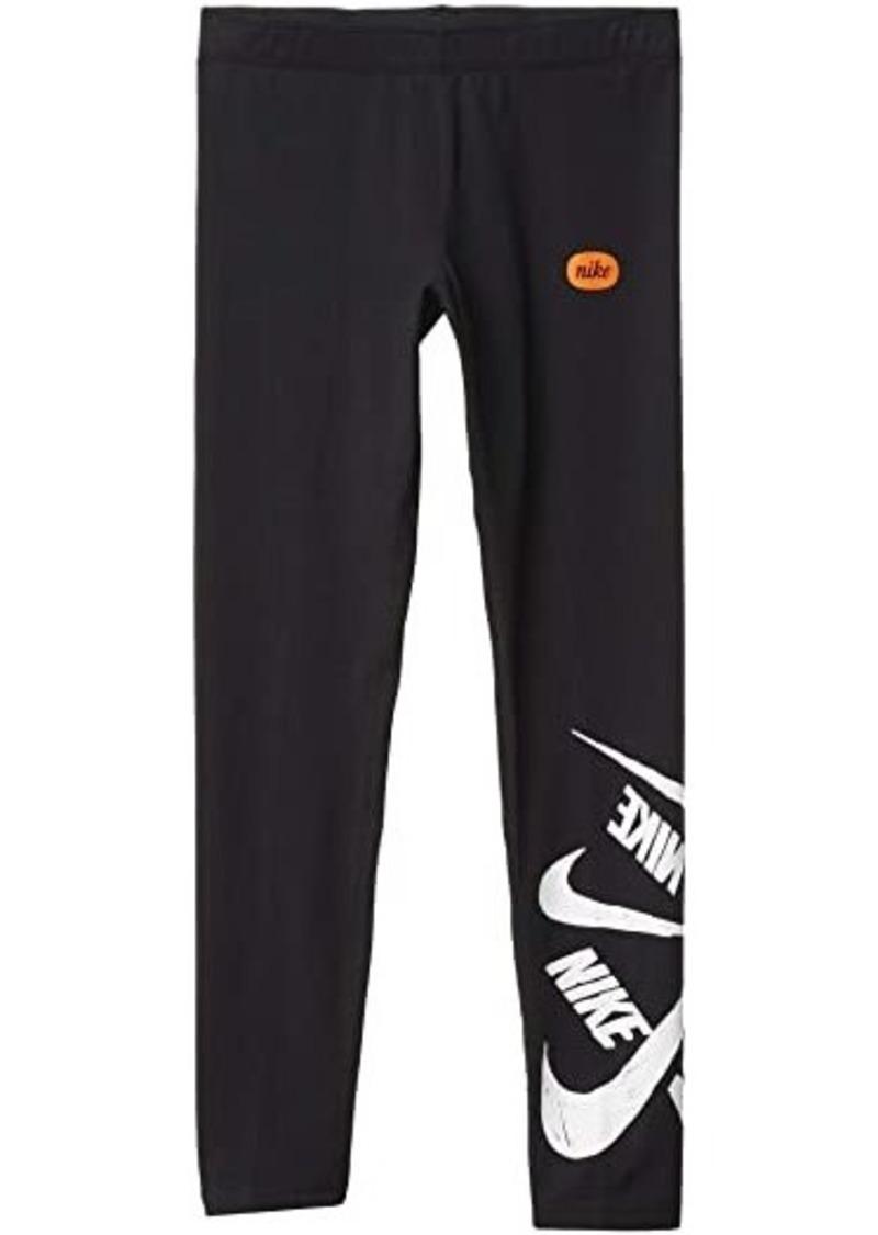 Nike NSW Favorites Leggings Marker (Little Kids/Big Kids)
