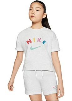Nike NSW Fleece Crew (Little Kids/Big Kids)