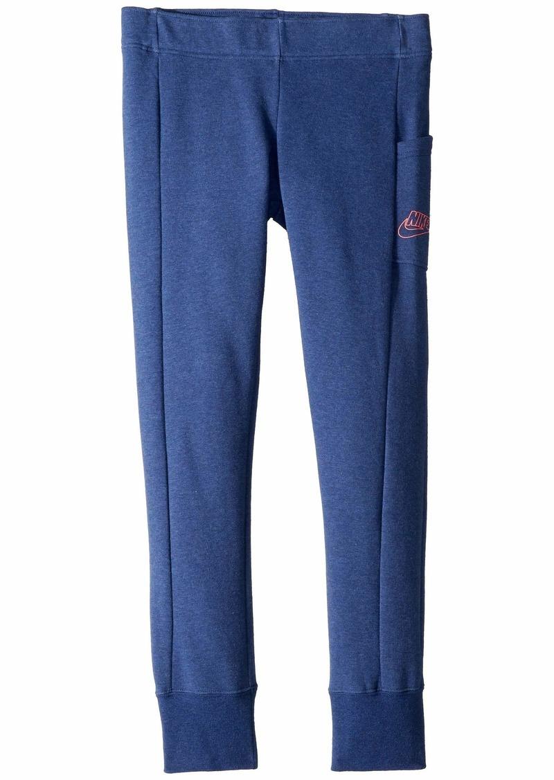 NSW Fleece Pants My Nike (Little Kids/Big Kids)