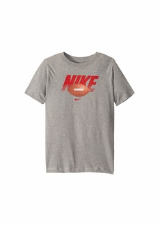 Nike NSW Football T-Shirt (Little Kids/Big Kids)