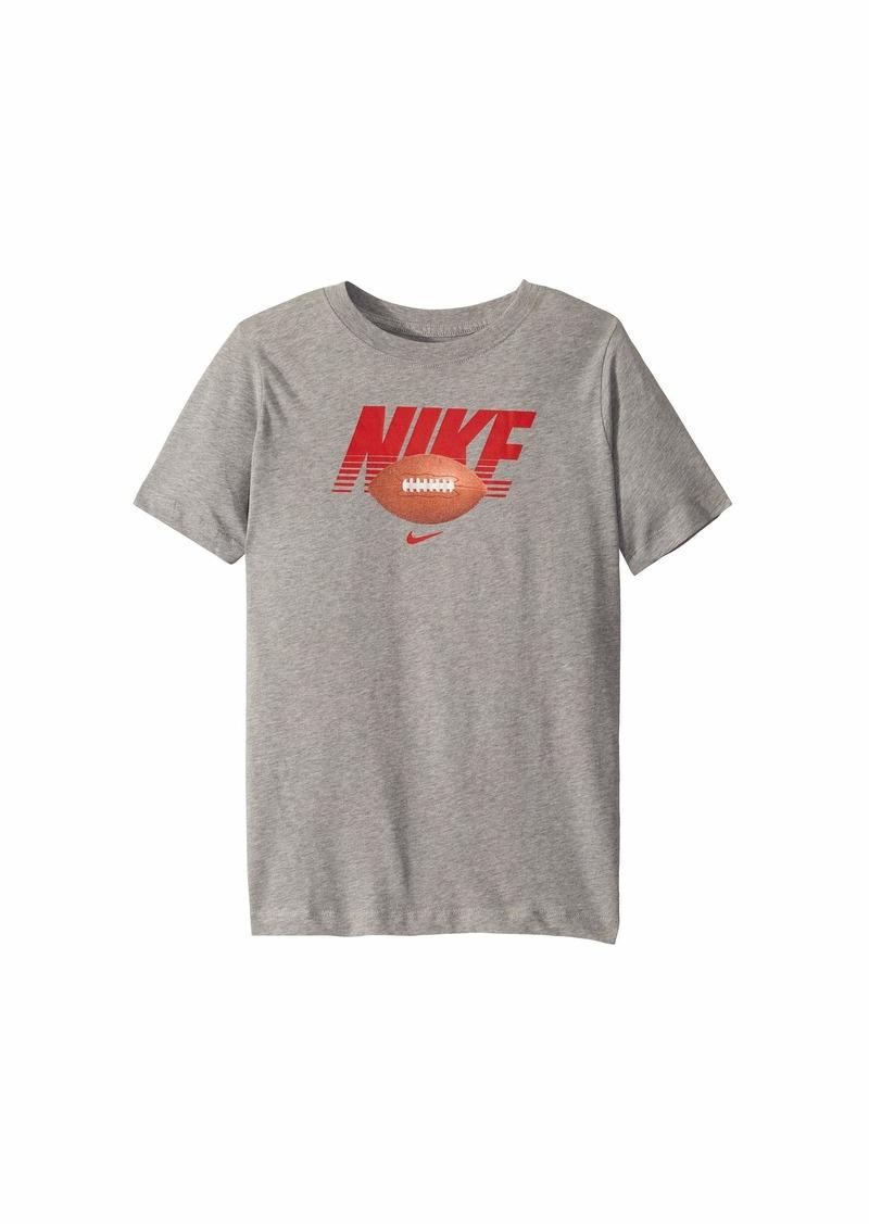 Nike NSW Football T-Shirt (Little Kids/Big Kids)