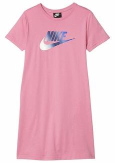 Nike NSW Futura T-Shirt Dress (Little Kids/Big Kids)
