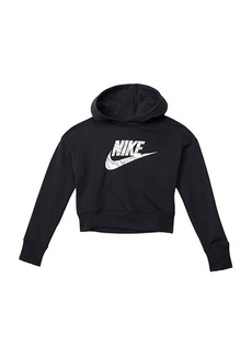 Nike NSW Graphic French Terry Hoodie (Little Kids/Big Kids)
