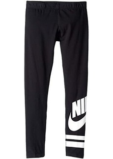 Nike NSW Graphic Leggings GX 3 (Little Kids/Big Kids)