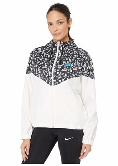 Nike NSW Heritage Jacket Woven Floral