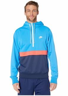Nike NSW Hoodie 1/2 Zip Poly Knit