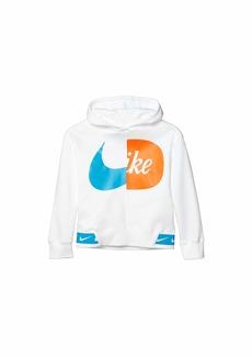 Nike NSW Hoodie FLC Just Do It (Little Kids/Big Kids)