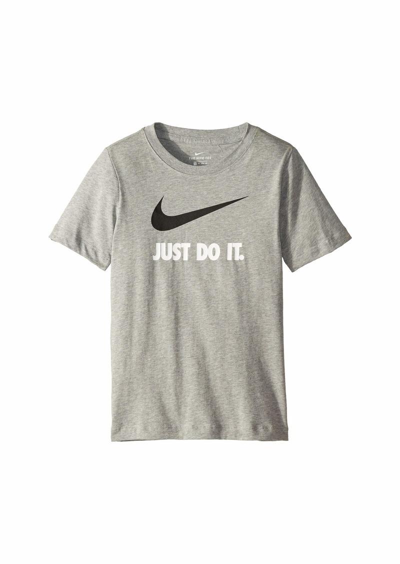 Nike NSW JDI Swoosh T-Shirt (Little Kids/Big Kids)
