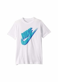 Nike NSW Large Futura T-Shirt (Big Kids)