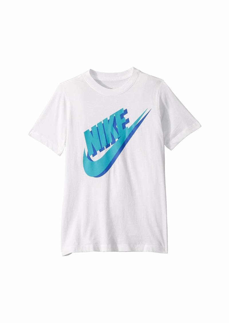 Nike NSW Large Futura T-Shirt (Big Kids)