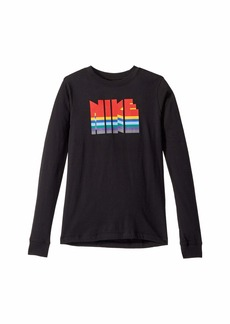 Nike NSW Long Sleeve Babyteeth T-Shirt (Big Kids)