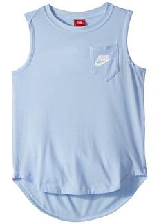 Nike NSW Muscle Tank Top (Little Kids/Big Kids)