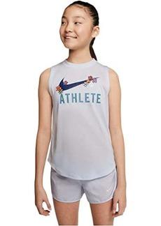 Nike NSW Novelty Verbiage Tank Top (Little Kids/Big Kids)