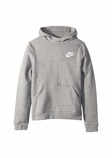 Nike NSW Pullover Hoodie Club (Big Kids)