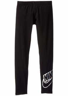 Nike NSW Shine Leggings (Little Kids/Big Kids)