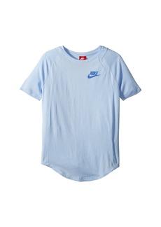 Nike NSW Short Sleeve Top (Little Kids/Big Kids)