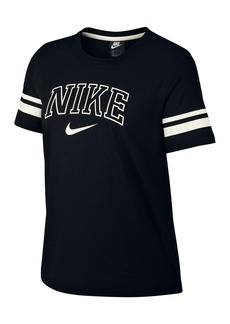 Nike NSW Short Sleeve Varsity Top