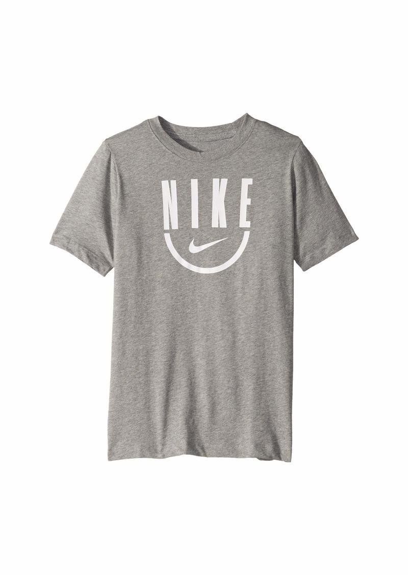 Nike NSW Spotlight Basketball T-Shirt (Little Kids/Big Kids)