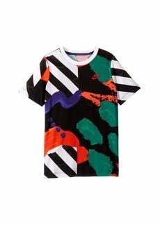 Nike NSW Summer All Over Print T-Shirt (Big Kids)