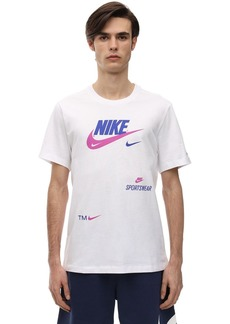 Nike Nsw Swoosh Cotton Jersey T-shirt
