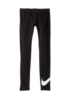 Nike NSW Swoosh Tights (Little Kids/Big Kids)