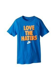 Nike NSW T-Shirt Love The Haters (Little Kids/Big Kids)