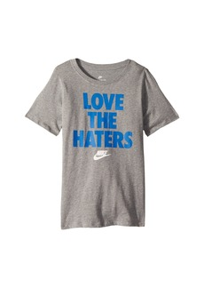 Nike NSW T-Shirt Love The Haters (Little Kids/Big Kids)