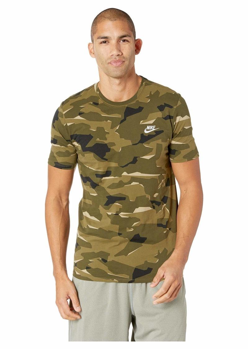 692ba6f71370 Nike NSW Tee Camo Pack 1