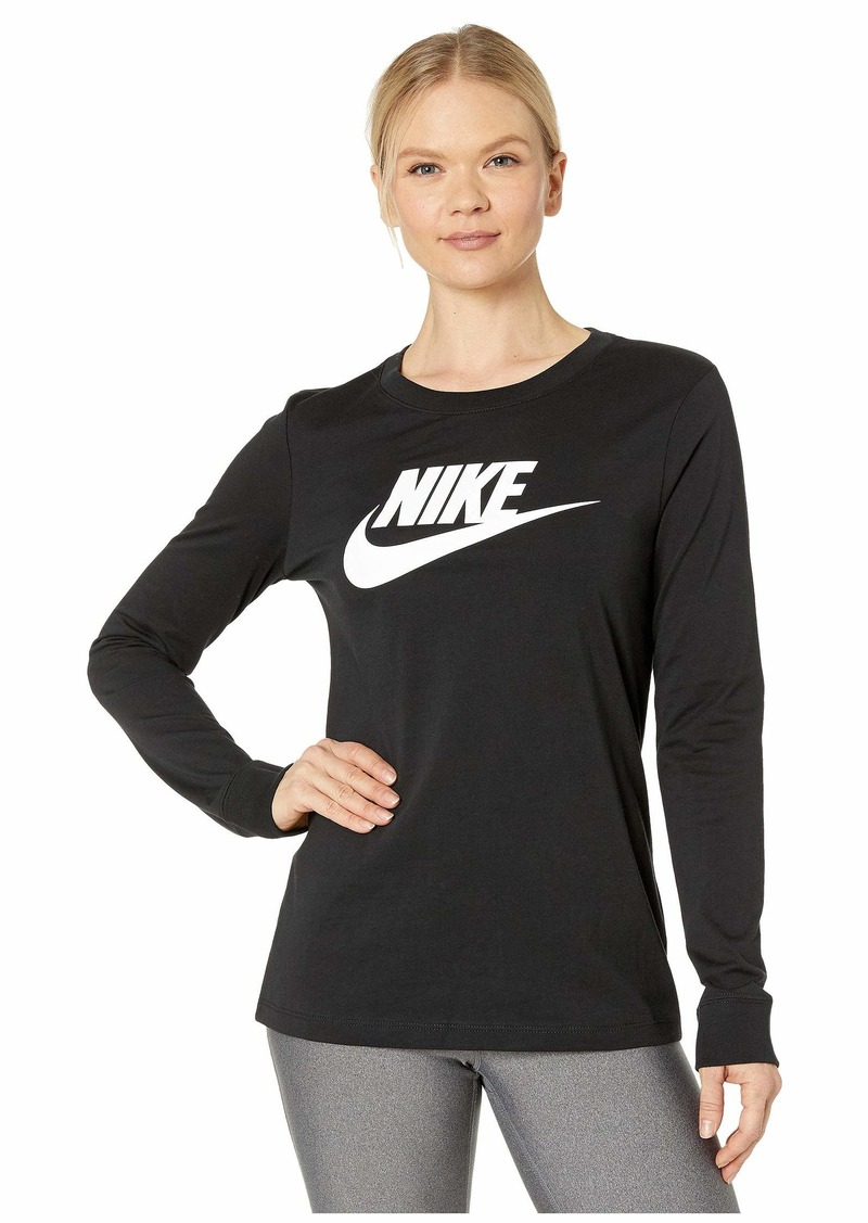 Nike NSW Tee Essential Long Sleeve Icon Futura