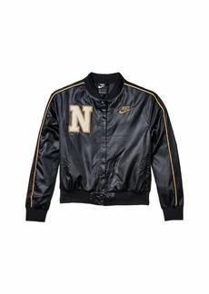 Nike NSW Varsity Jacket (Little Kids/Big Kids)