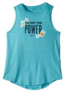 Nike NSW We Got The Power Muscle Tee (Little Kids/Big Kids)
