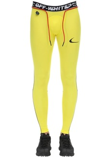 Nike Off-white M Nrg Ru Pro Fitted Pants