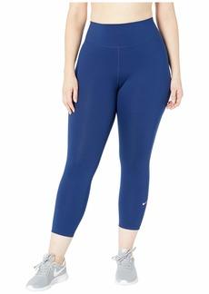 Nike One Crop Pants (Sizes 1X-3X)
