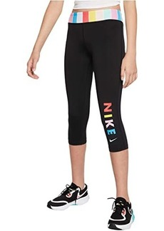 Nike One Tight Capris (Little Kids/Big Kids)