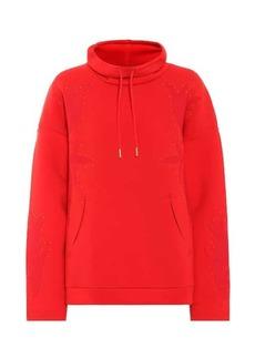Nike Oversized cotton-blend sweatshirt