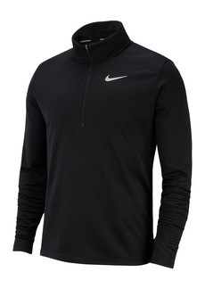 Nike Pacer Dri-FIT Half Zip Running Shirt