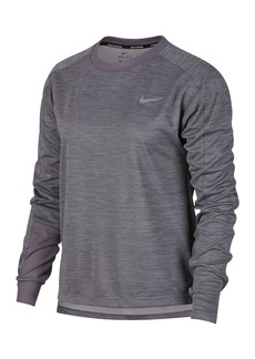 Nike Pacer Dri-FIT Thumbhole Running Pullover