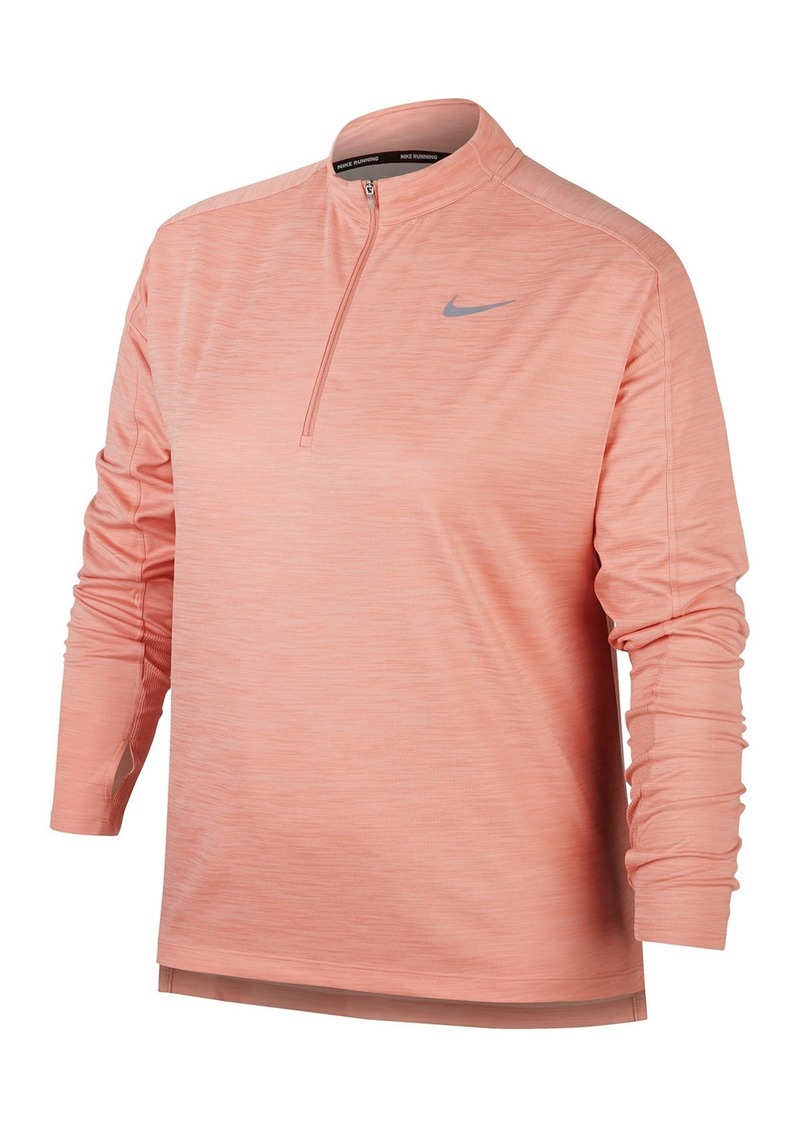 Nike Pacer Long Sleeve Running Top (Plus Size)