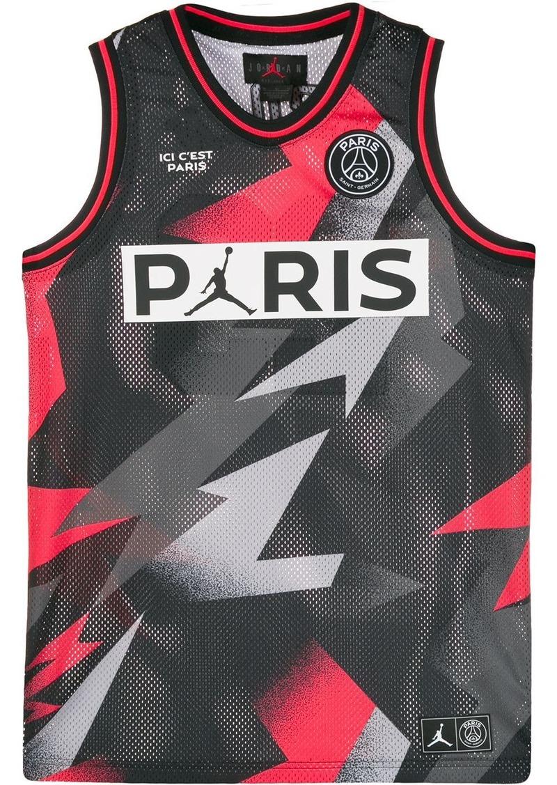 Nike Paris mesh basketball vest