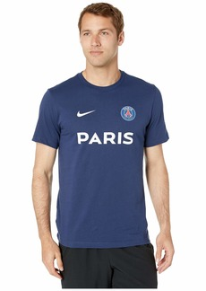 Nike Paris Saint-Germain Core Match Mock Neck Tee